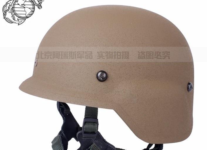 Helmet LWH Helmet Dedicated Marines USMC Combat Helmet CS Tactical Helmet