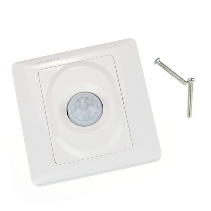 цена на High Quality Automatic DC 12V IR Infrared PIR Motion Sensor Switch For LED light