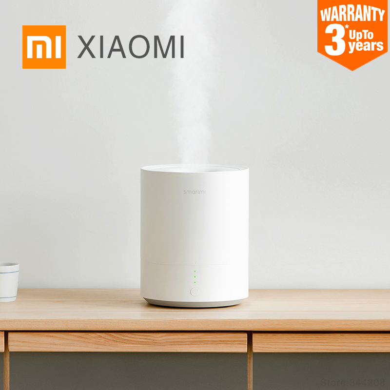XIAOMI MIJIA SMARTMI Humidifier for your home Air dampener Aroma diffuser essential oil Micron water mist