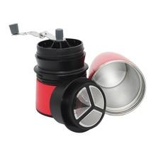 цена на Coffee Grinder Coffe Machine Manual Coffee Maker Hand Pressure Coffee Pressing Pot Coffee Maker Grinder