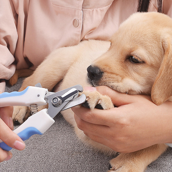 Pet Dog Cat Nail Toe Claw Trimmer To Grooming for Animals And Safety Pet Tools