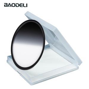 Image 3 - Baodeli カメラレンズフィルトロフィー gnd グレーグラデーションフィルターコンセプト 49 52 55 58 62 67 72 77 82 ミリメートルキヤノンニコンソニー A600 アクセサリー