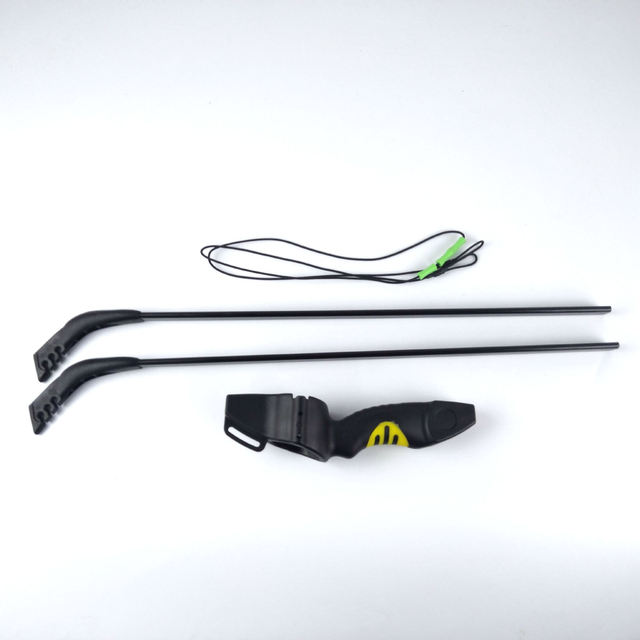 Youth Recurve Bow Outdoor CS Shooting Children's Bow 14/16/18 Lbs Adjustable and Detachable