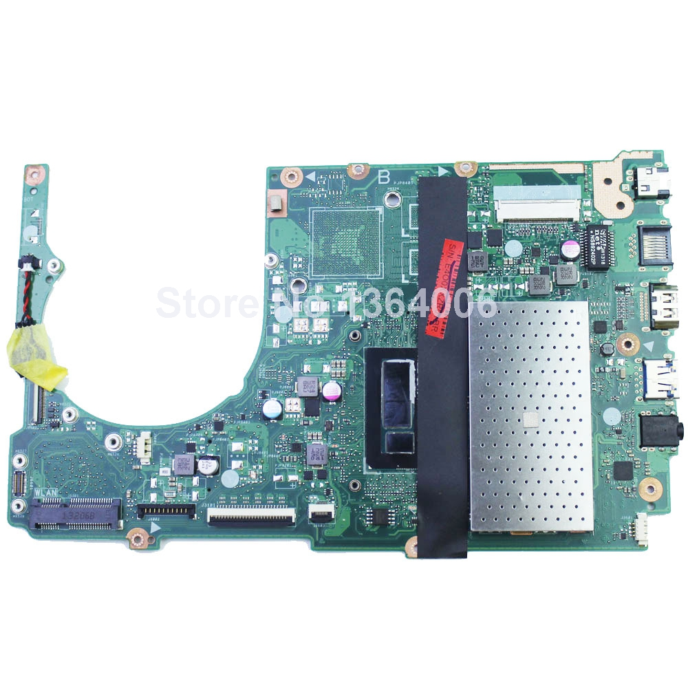 Q301LP S301LP S301LA Laptop Motherboard for Asus with I7-4500U GM DDR3 mainboard fully tested 100% good work Free shipping