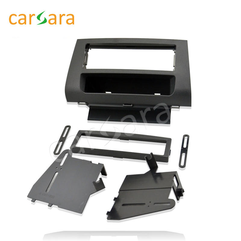 1 Din Car Fascia Panel Frame / Audio Panel Frame / Car Dash Frame Kit For Mazda 3 2004 2005 2006 2007 2008 2009 Free Shipping 2 din carro fascia car fascia panel audio panel frame car dash kit for mitsubishi outlander 2007 2013 free shipping