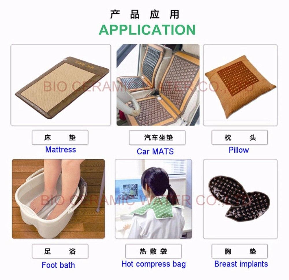 Магнитная энергия Керамика мяч сохранить кожу и волосы здоровыми и красивыми 3-5 мм Для ванной и косметический Керамика шары