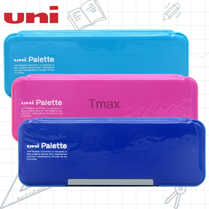 Mitsubishi Uni P-1000BT Pencil Cases 235x 85x30mm PU+ABS plastic Pencil Box Office & School Supplies new arrival office school supplies pencil box wood pencil cases unique design wooden pencil cases b034