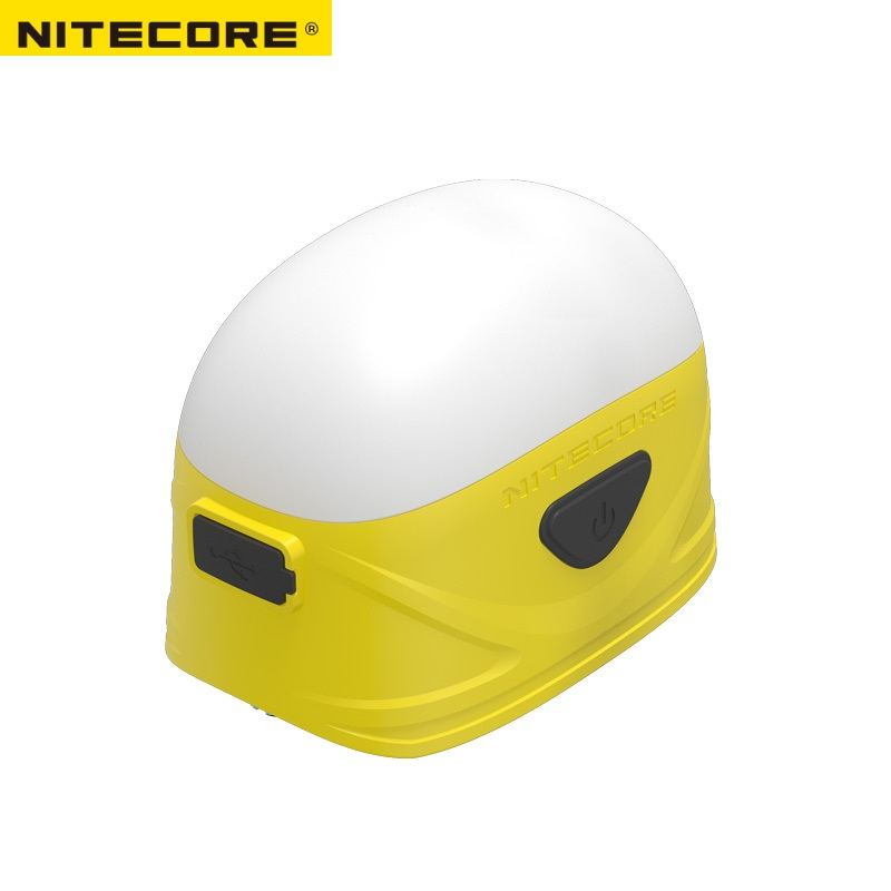 Nitecore LA30 250 Lumens Micro-USB Rechargeable Light Bi-fuel Portable Camping Lantern Built-in 1800mAh Li-ion Battery