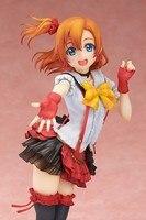 Anime GSC LoveLive! segunda generación pico Kosaka mano hacer Modelo de fruta 22 cm PVC Figura de Acción Juguetes Muñeca adornos