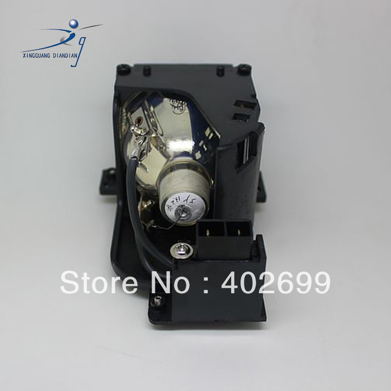 compatible POA-LMP107 projector lamp for EIKI LC-XA20 LC-XB21A with housing poa lmp129 for eiki lc xd25 projector lamp with housing