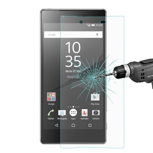 Image 2 - 9 קשיות פרימיום מזג זכוכית מגן מסך עבור Sony Xperia Z5 כפולה E6603 E6633 E6653 E6683 S60 מגן זכוכית סרט