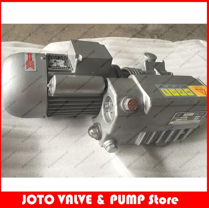 XD-030 220v 50hz Single-stage rotary vane vacuum pump sucker dry food packaging machine