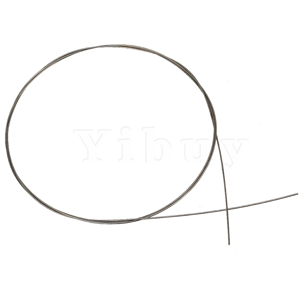 Yibuy Durable 13# Piano Music Wire 0.775mm Dia Replacement For ...