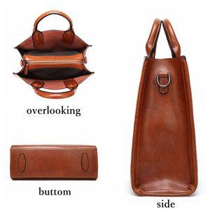 Image 4 - กระเป๋าผู้หญิง 2019 กระเป๋าถือผู้หญิง Messenger กระเป๋าหนังนุ่มกระเป๋าสะพายขายร้อน Crossbody กระเป๋า LSH411