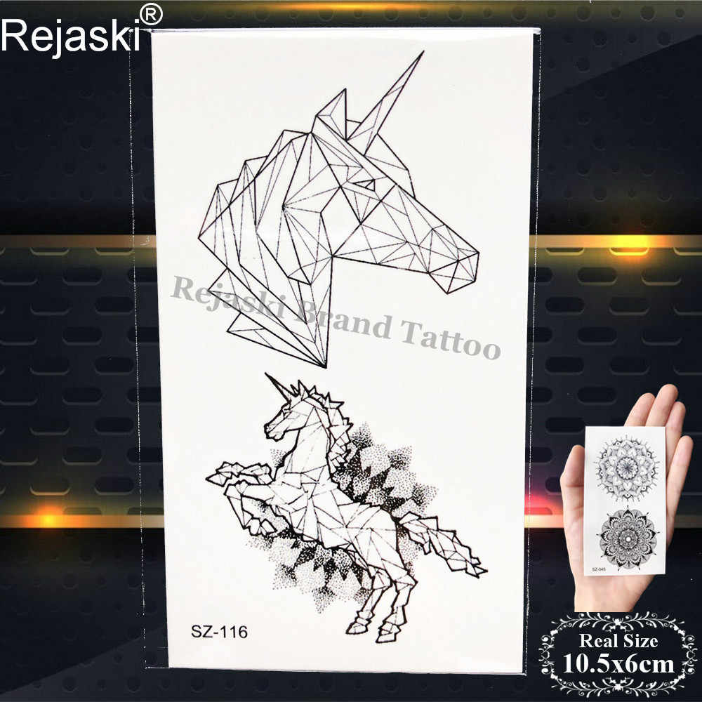 ea79fc817904e ... Little Cute Dolphin Tattoo Stickers Women Body Arm Waves Temporary  Tattoo Kids Hands Whale Fake Tatoos ...