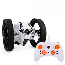 Hot Sale RC Car Jumping Sumo Robot 2.4G remote control car smart jump hopping robot toys for children christmas birthday gifts