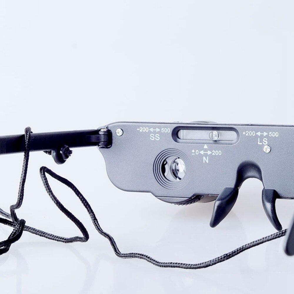 Mounchain увеличительные очки рыболовный бинокль фокус Призма оптический телескоп рыболовные очки