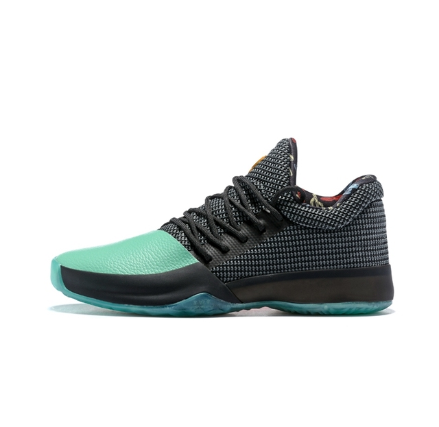 a6f730aa3d7db5 Mahadeng Basketball Shoes boost Harden Vol.1 Green BW0559 Sports sneakers  Size 39-46