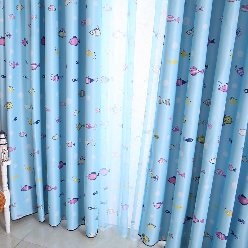 Qara rəngli parça Pulsuz Göndərmə! Shading dərəcəsi 85% Mavi - Ev tekstil - Fotoqrafiya 2