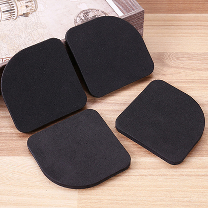 4pcs Stand For A Washing Machine Shock Pads Anti-vibration Pad For Washing Machine Non-slip Mats Refrigerator Multifunctional Fashionable And Attractive Packages Sets