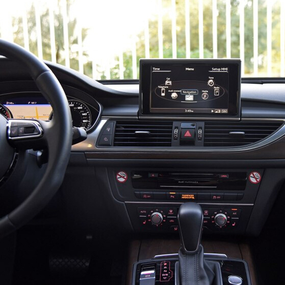 Add Rear Camera To OEM Screen With Dynamic Parking