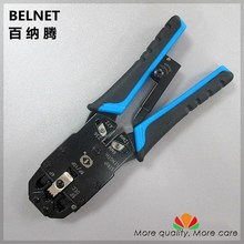 PROF Multifunctional TL-200r ethernet cable modular crimping pliers strippers 10p10c 8P8C 6P4C 8″ more in one modular tools