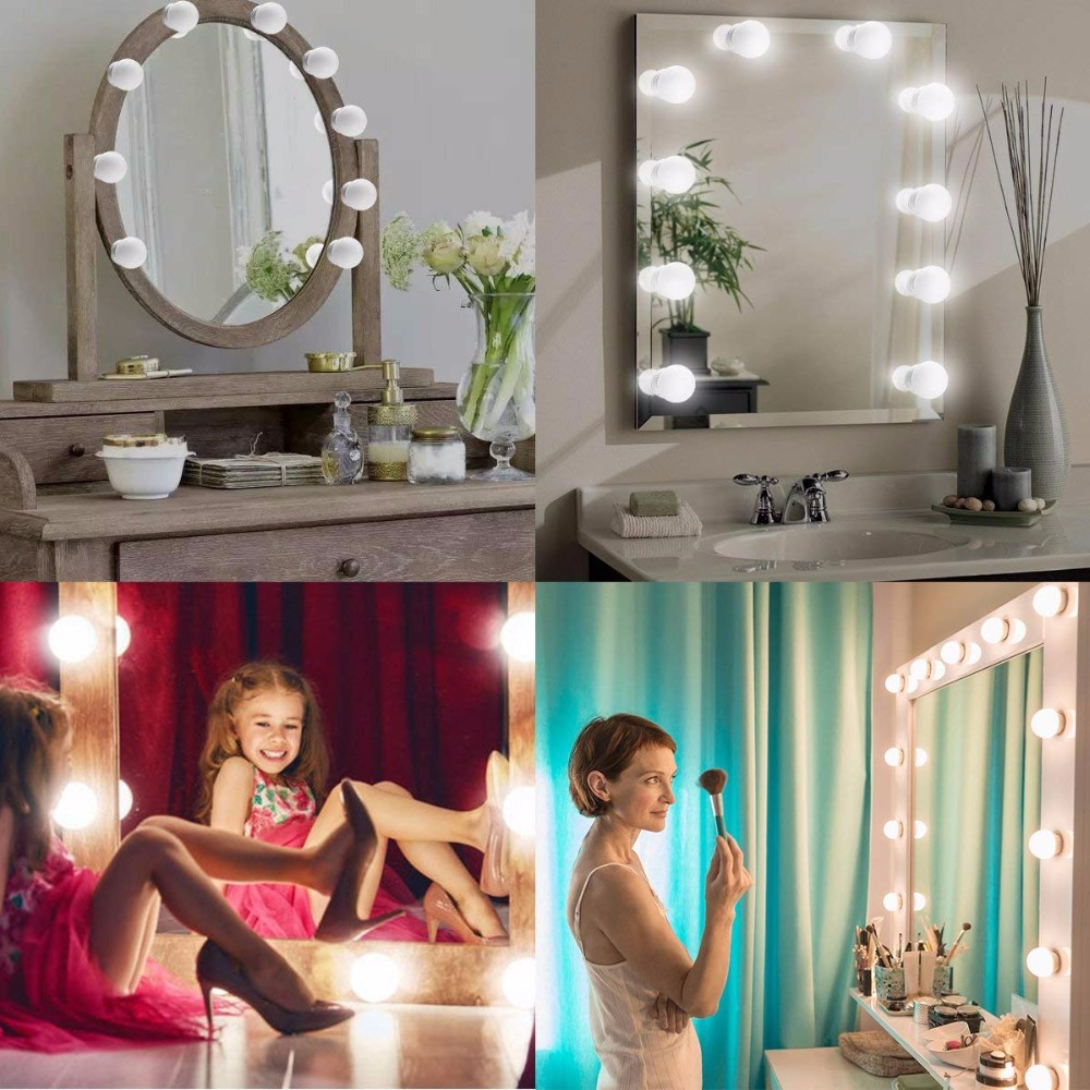 Led light mirror vanity aldi rotary clothes line