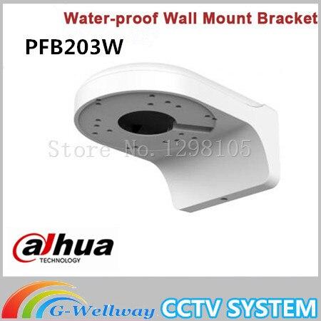 купить Original ahua PFB203W replace Brand-PFB200W Wall Mount water-proof Bracket DOME Camera mental Bracket PFB203W по цене 849.97 рублей
