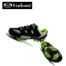 TIEBAO 2017 Men's Athletic Shoes Mountain Racing MTB Bike Shoes Cycling Shoes Men Bicycle Shoes Carbon Nylon-fiber glass Soles