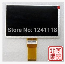 New LCD Display 7″ Digma Plane 7.0 TT702M 3G TABLET LCD Screen Matrix Panel LCD Viewing Frame Free Shipping