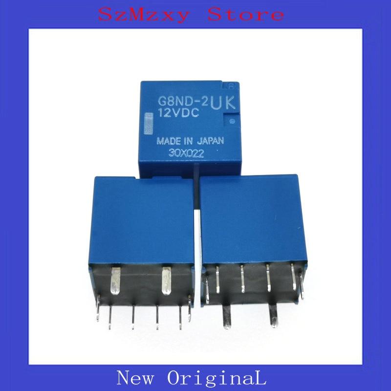 1pcs G8ND-2UK-12VDC G8ND-2UK relais