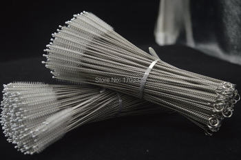 3000pcs/lot Free shipping 17.5CM straw brush Straw Cleaning Brushes Round Pipe Cleaning Wire Brush Cleaning Brushes фото