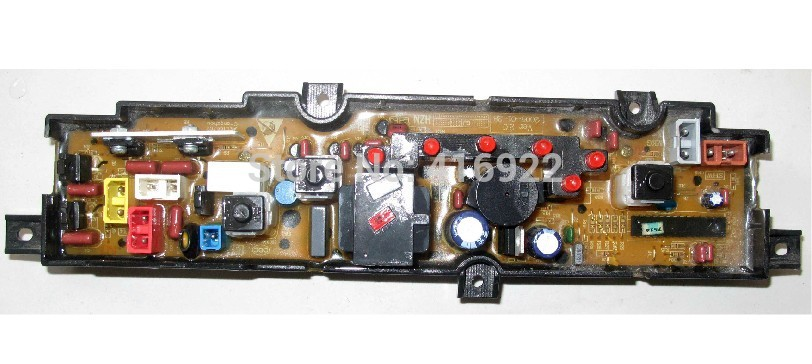 Free shipping 100% tested washing machine board for Haier xqb30-22jjx xqbm33-22 computer program control on sale free shipping 100% tested washing machine board for haier pc board program 50 66gm xqb50 66g xqb50 i xqb52 38 xqb55 a on sale