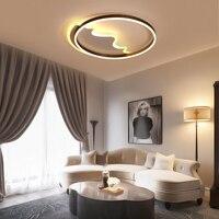 Современные светодио дный светодиодные потолочные светильники пульт дистанционного управления для гостиной спальни детские облака в форм