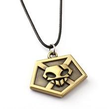 BLEACH Choker Necklace Kurosaki Ichigo Pass card Pendant Men Women Gift Anime Jewelry Accessories