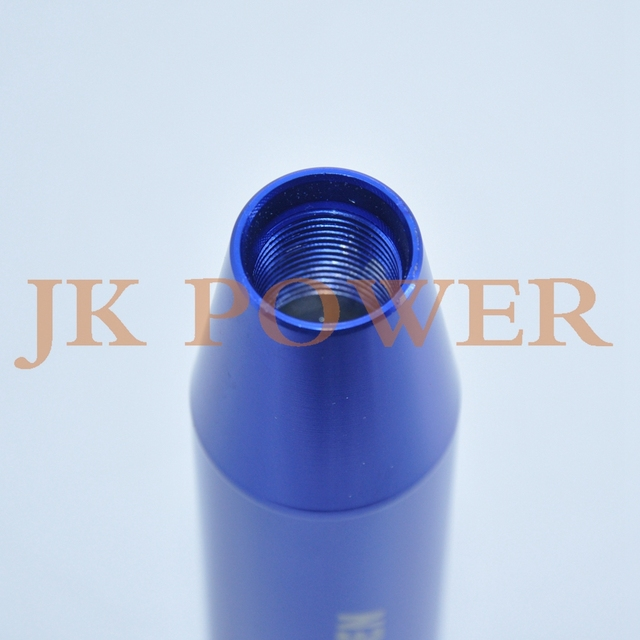 JK Aluminum 13cm 18cm Length Racing Car Mugen Universal Gear Shift Knob
