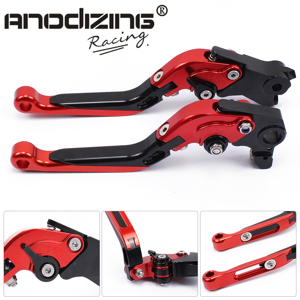 DB-12/A-90 Adjustable CNC 3D Extendable Folding Brake Clutch Levers For KTM 1090 Adventure/R     2017 Adventure 1050	2016 motorcycle new cnc billet short folding brake clutch levers for bimota db 5 s r 1100 2006 11 07 09 10 db 7 1100 db 8 1200 08 11