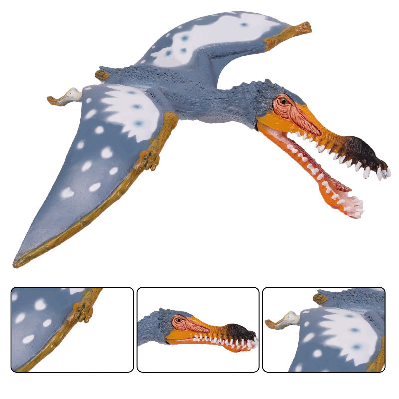 Figuras de Acción y Juguete Jurásico Anhanguera Dragón Dinosaurio - Figuritas de juguete - foto 1