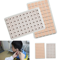 600 Pastes Magnetic Auricular Therapy Acupuncture Ear Press Vaccaria Seeds