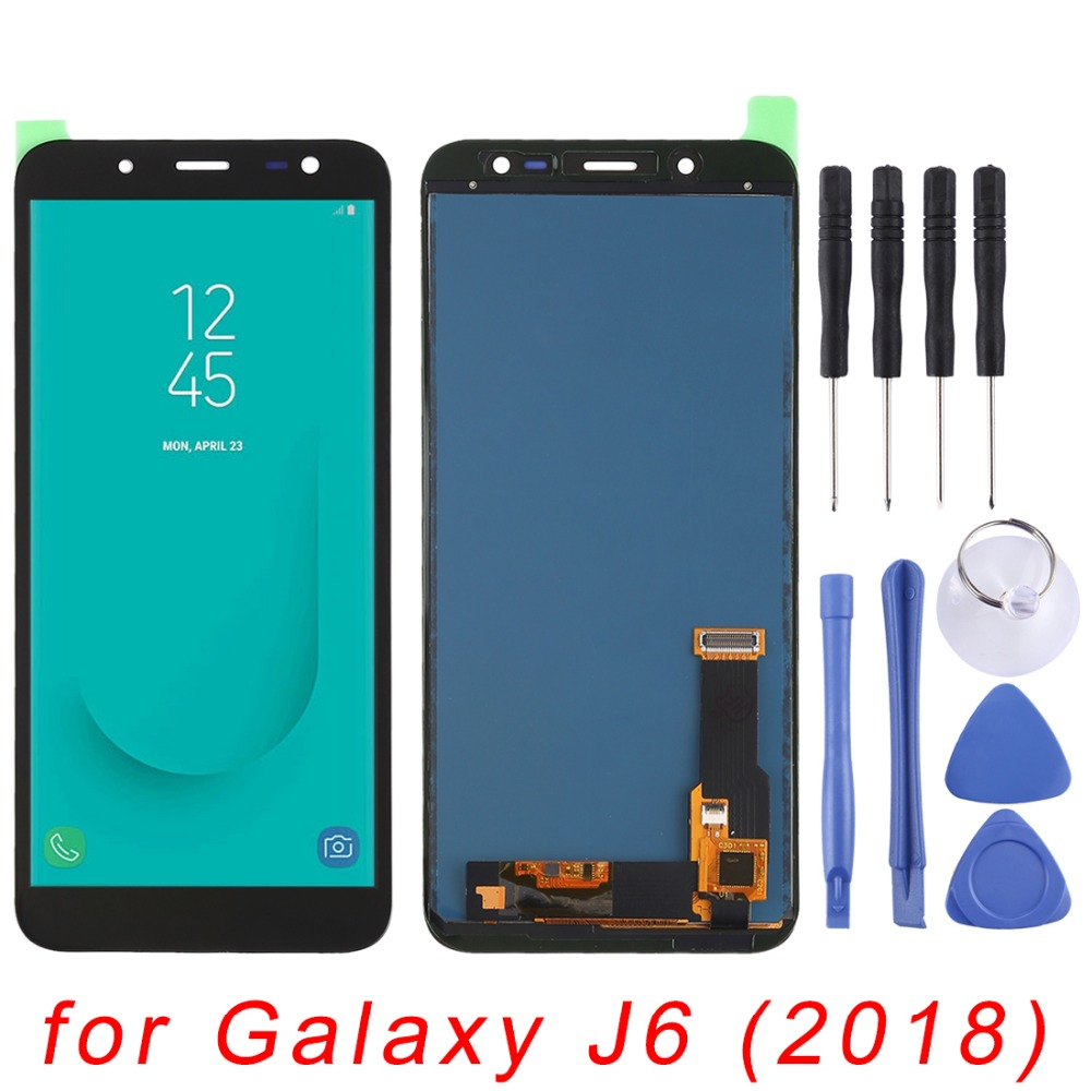 LCD Screen and Digitizer Full Assembly for Galaxy J6 (TFT Material )(2018)/J2 Pro(2018)/J250/J7 Neo / J701 Repair partsLCD Screen and Digitizer Full Assembly for Galaxy J6 (TFT Material )(2018)/J2 Pro(2018)/J250/J7 Neo / J701 Repair parts