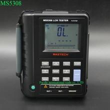LCR Tester Handheld Autorange  rofessional Auto Range Digital LCR Meter Inductance Capacitance Resistance Tester Mastech MS5308