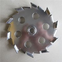 Of Large Number Mixing Machine Blade Aluminum Texture Of Material Blade 50 Increase Aaron 200 Lift