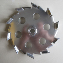 Of Large Number Mixing Machine Blade Aluminum Texture Material 50 Increase Aaron 200 Lift Pump Parts Price At Factory