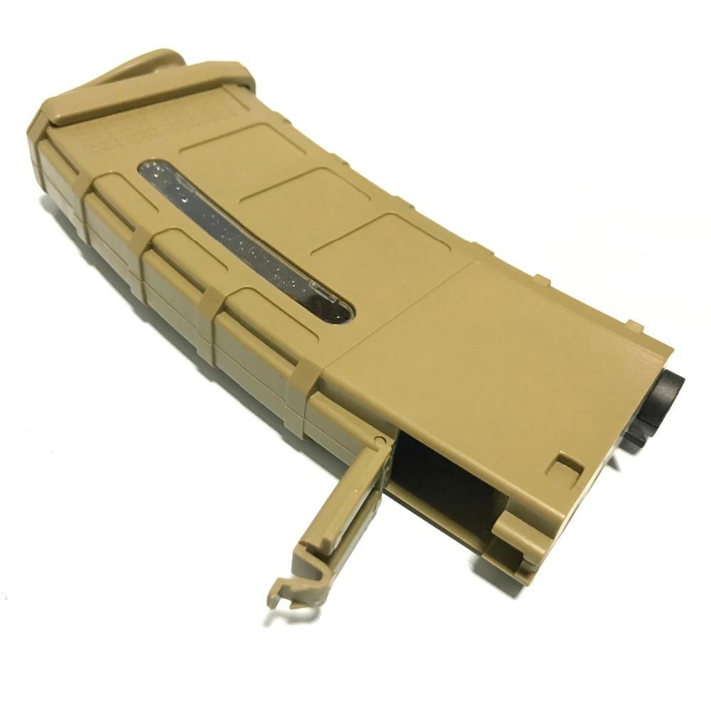 Outdoor Fun & Sports Toy Guns Obliging Zhenduo Toy Em4 Magazine Gun Accessories Free Shipping