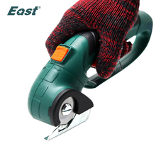 EAST Power Tools 3.6V Cordless Multifunction Cutting Knife electric scissors for fabric carpet scissors electic cutter