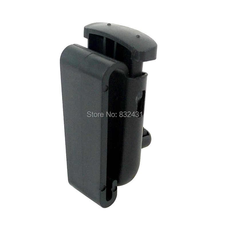 Riemclip Voor Motorola TLKR T4500 T5000 T6200 T8550 T9500 FV300 SX600R T5720 T5420 Walkie Talkie Walkie Talkie Zwart taille Clip