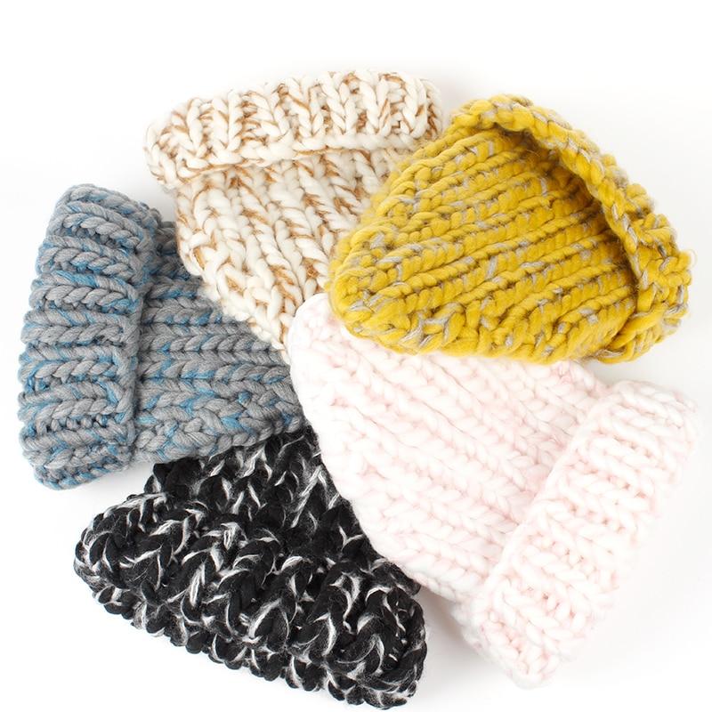 VORON High Quality Cute Winter Hat Women Knitted Hat Lady   Beanie   Hats Winter   Skullies     Beanies   Winter Warm Female Cap Fashion
