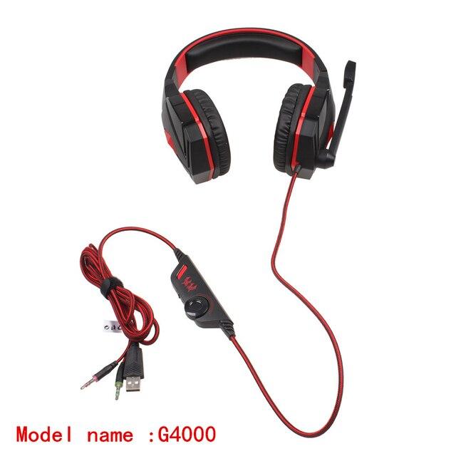 KOTION EACH G2000 G9000 G4000 Stereo Gaming Headset 5