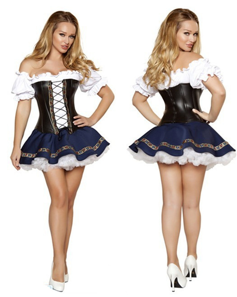Online kopen Wholesale oktoberfest kleding uit China oktoberfest ...