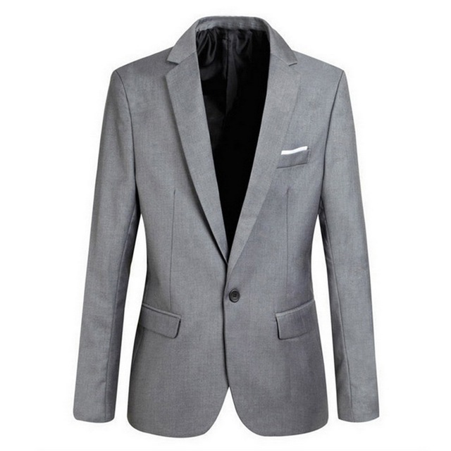 HEFLASHOR Blazers Casuais Casacos Jaqueta Dos Homens de Negócios 2019 Blazer dos homens terno Terno Masculino Slim Fit roupas Hombre heren colbert